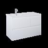 Elita Split 100 3S L White Matt 168156