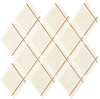 Paradyż Uniwersalna Mozaika Bianco Paradyż Arton