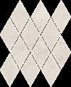 Paradyż Afternoon Silver Mozaika Prasowana Romb Pillow