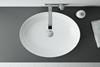 Umywalka nablatowa 52x13x39,5 cm Elita Rika 145056