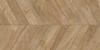 Azario Wood Chevron Natural