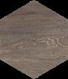 Paradyż Hexx Universum Wood Beige Heksagon