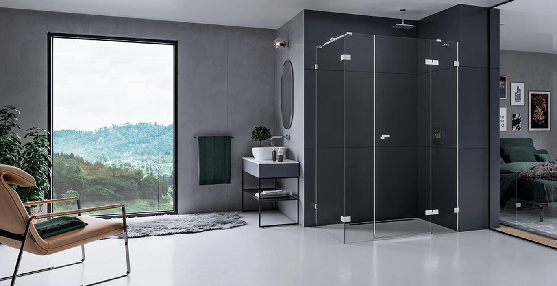 Prysznic w łazience - postaw na minimalizm!