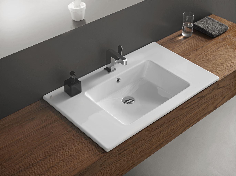 Komfortowa łazienka - umywalki meblowe