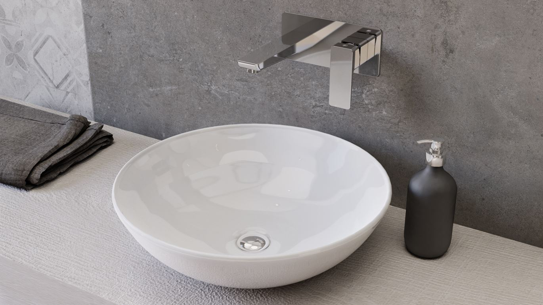 Zalety podtynkowych baterii umywalkowych