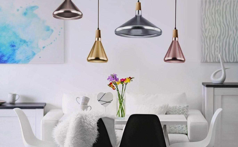 Idealna lampa nad stół do jadalni