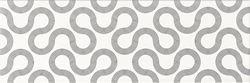 Opoczno Spin White - Black Geo OP431-002-1