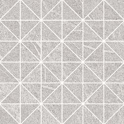 Opoczno Grey Blanket Triangle Mosaic Micro OD1019-009