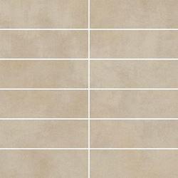 Paradyż Tecniq Beige Mozaika Cięta K.4,8X14,8 Mat.