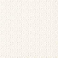 Paradyż Gammo Biały Gres Szkl. Struktura