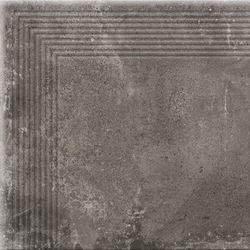 Cerrad Stopnica narożna Piatto antracyt 15593