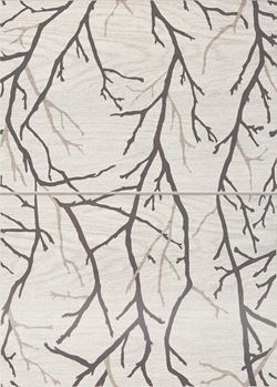 Domino Inverno Tree