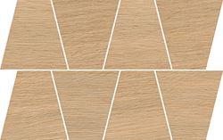 Opoczno Prime Dark Beige Mosaic Trapeze OD498-087