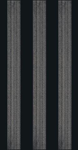 Paradyż Bellicita Nero Inserto Stripes