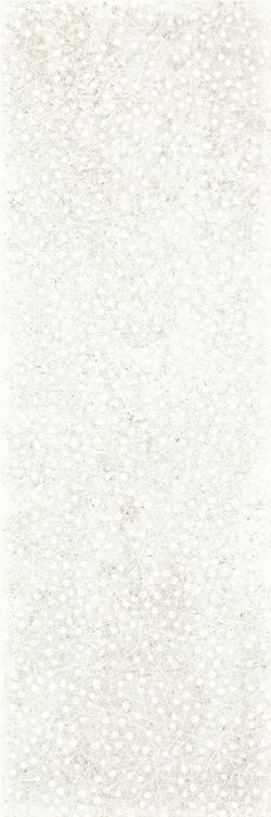 Paradyż Nirrad Bianco Ściana Kropki