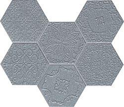 Tubądzin Elements Lace Graphite