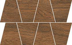 Opoczno Prime Brown Mosaic Trapeze OD498-084