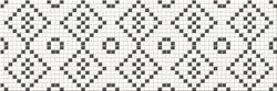 Opoczno Black&White Mosaic OD334-010