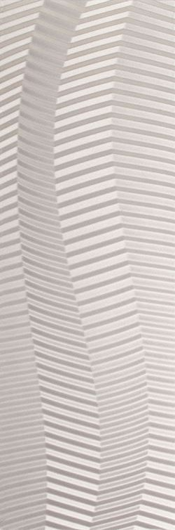 Paradyż Elegant Surface Silver Inserto Struktura B