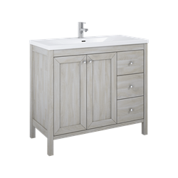 Elita Santos Oak 100 2D-3S White Wash 166386