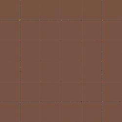 Paradyż Modernizm Brown Mozaika Cięta K.4,8X4,8