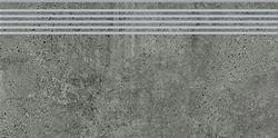 Opoczno Newstone Graphite Steptread OD663-074