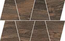 Opoczno Rustic Mocca Mozaic Trapeze OD498-085