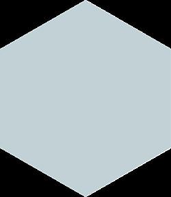 Paradyż Esagon Mix Blue Ściana
