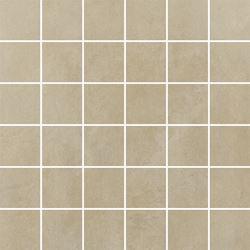Paradyż Tigua Beige Mozaika Cięta K.4,8X4,8 Mat.