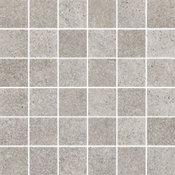 Paradyż Riversand Grys Mozaika Cięta K.4,8X4,8 Mat.