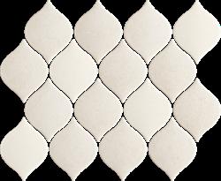 Paradyż Mistysand Beige Mozaika Prasowana Arabeska Mix
