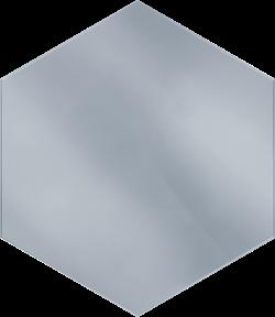 Paradyż Uniwersalny Hexagon Lustro