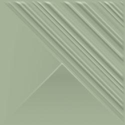 Paradyż Feelings Green Ściana Struktura Połysk