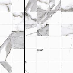Cerrad Calacatta white Poler mozaika