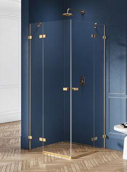 New Trendy Avexa Gold EXK-1791