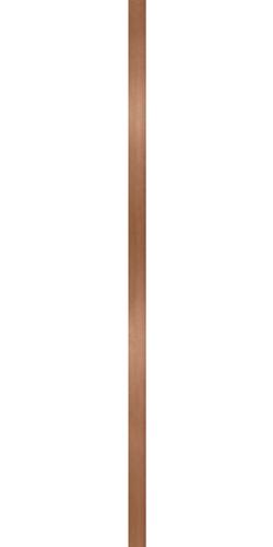 Cersanit Metal copper border matt WD929-018
