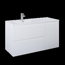 Elita Split (80 2S L + Kosz Cargo P) White Matt 168164