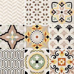 Domino Prowansja patchwork