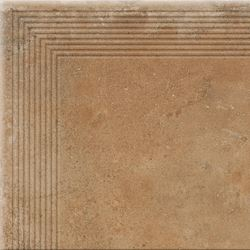 Cerrad Stopnica narożna Piatto honey 18709