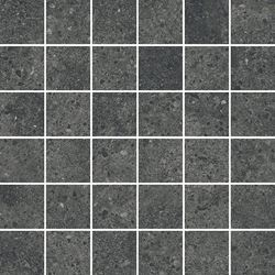 Opoczno Gigant Dark Grey Mosaic MD036-031