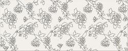 Opoczno Black&White Pattern C OP399-005-1