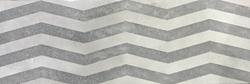 Azario Sigma Decor Zig-Zag Grey
