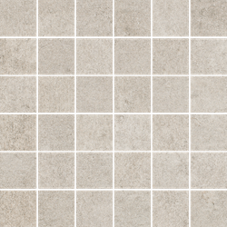 Paradyż Riversand Beige Mozaika Cięta K.4,8X4,8 Półpoler