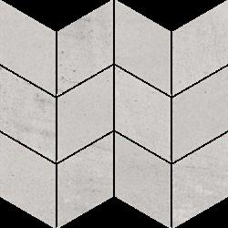 Paradyż Space Grys Mozaika Cięta Romb Braid Poler