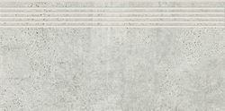 Opoczno Newstone Light Grey Steptread OD663-072