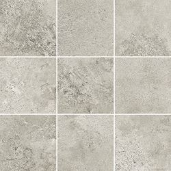 Opoczno Quenos Light Grey Mosaic Matt Bs OD661-083