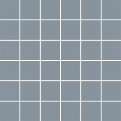 Paradyż Modernizm Blue Mozaika Cięta K.4,8X4,8