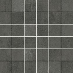 Opoczno Grava Graphite Mosaic Matt OD662-093