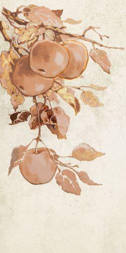 Domino Enna Fruits apple