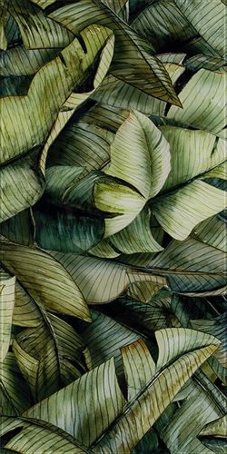 Paradyż Uniwersanle Inserto Szklane Leaf A